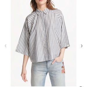 Scotch & Soda maison scotch striped shirt!